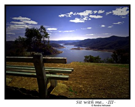 Sit with me III by rendra-hehuwat