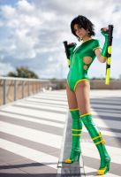 Orchid - Are you ready to fight? by AlexysCosplay