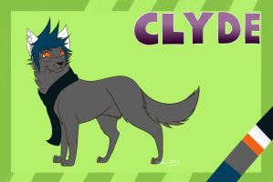 Clyde Ref by shaina773