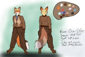 Orson ref sheet 2015 by Orsonfoe