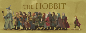 13 Dwarves and... by 2NaCl