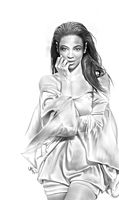 BEYONCE - HALO by allenjoshua
