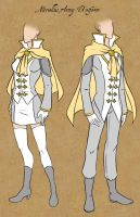 Miriellus Army Uniforms by Tales-of-Arcea