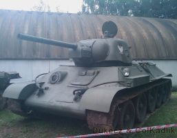 T-34-76 by Dukecz