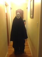 Noface Costume by The-Insane-Puppeteer