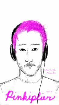 Pinkiplier quick sketch! by Meiya007