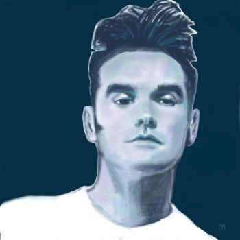 Iconic Series: Morrissey by supremextreme