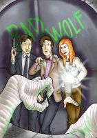 Doctor Who Mash Up 11th Doctor by ultimategallo