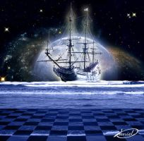 Ghost Ship by dehouse42