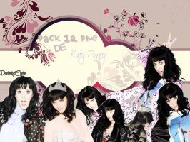 Pack 12 png Katy Perry by destinity-cyrus
