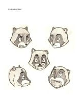 face expressions by foofighters111