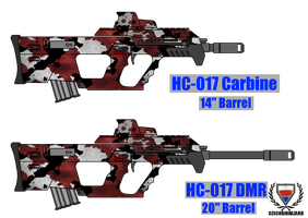 Contest Entry for Fictional-Firearms II by CzechBiohazard