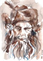 Radagast by AnnAshley