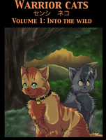Warrior cats manga volume 1 by FeralRingo