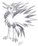 Zapdos by CochinChick