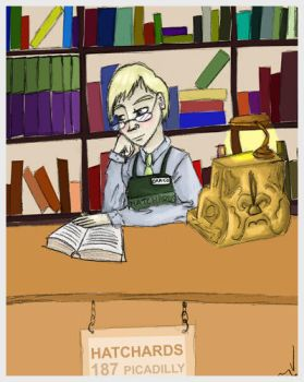 Muggle Jobs by myhappilyeverafter