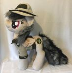 Daring Do Plushie by PlushieScraleos