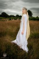 Galadriel - Lord of the Rings Cosplay by faramon