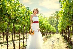 Bridal Moment by prominent-portraits