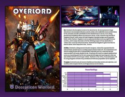 Overlord by CitizenPayne