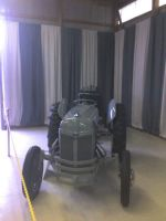 ford tractor by Ozzlander