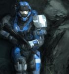 Halo Reach Carter by adamt4050