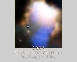 Galactic Visions 2007 Calendar by GieGie