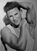 Channing Tatum by Livia95