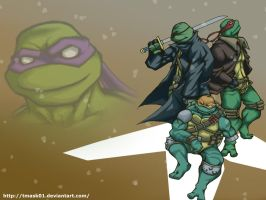 TMNT-when you're gone by tmask01