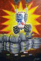 The Monster Truck of Beers by gpr117
