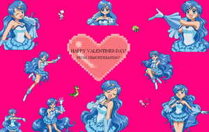 Happy Valentines Day by Demondreans667