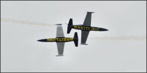 Breitling Cross-over / FAS 2012 by Somebody-Somewhere