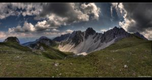 Mountainous Outlook by stetre76