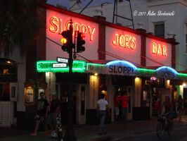 The Infamous Sloppy Joe's by aperfectmjk
