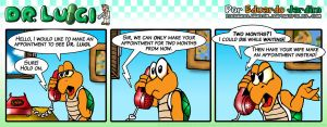 Dr. Luigi: Appointment by PaulistaPenguin
