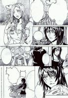 bleach and DGM - KandaHime comic by NemesiHouseburns