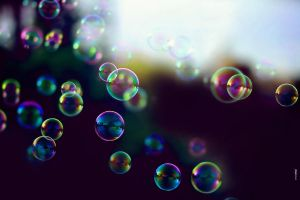 Bubbles and Bokeh by orhanokay