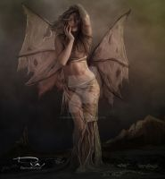 Storm Angel by DeniseWorisch
