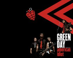 Green Day American Idiot by Aegis89
