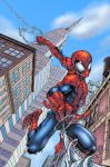 Spidey Color by logicfun