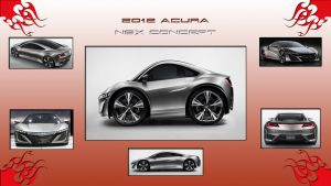 2012 Acura NSX Concept Chubbie by PeterRama