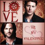 Supernatural Valentine by T-Luminareth