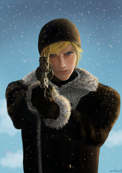 Prompto by Lukto