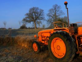Tracteur by Azagh