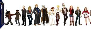 Timey Wimey Demigod-y by VicariousRed