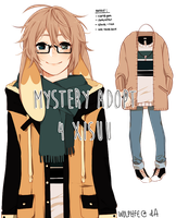 mystery adopt: xisuu by wolphfe