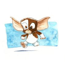 Gizmo! by littlereddog
