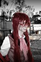 Grell likes what he sees by KatsuNoJutsu95