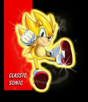 .:Classic:. Super Sonic by ss2sonic