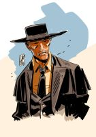 LEE VAN CLEEF by GigiCave